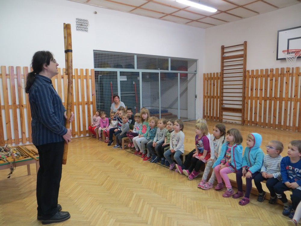 Koncert - manželé Kocůrkovi